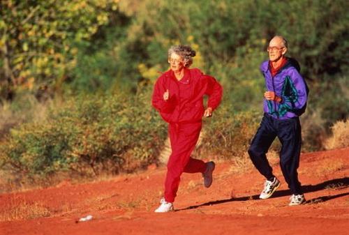 бег польза в старости