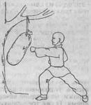 разбить кирпич рукой тренировка