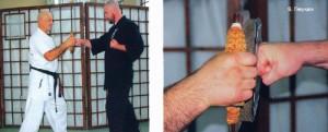 макивара фото тренировка