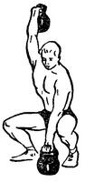 как тренироваться с гирями