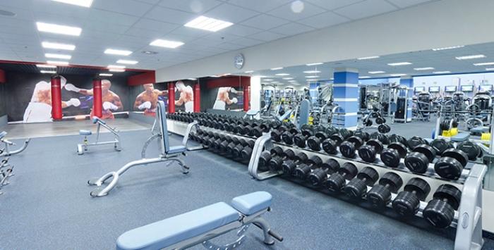 фитнес клуб спортлэнд 2