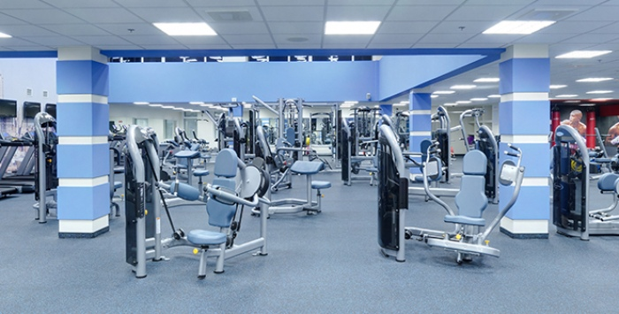 фитнес клуб спортлэнд 4