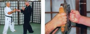 тренировка с макиварой